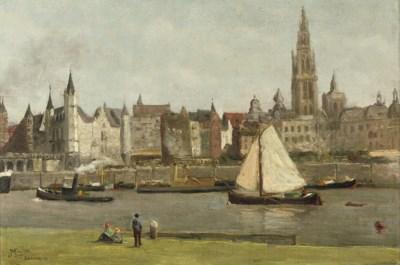 Johannes Abraham Mondt (Dutch,
