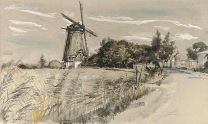 Johan Dijkstra (DUTCH, 1896-19