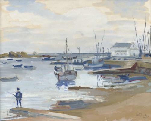 Johan van Zweden (DUTCH, 1896-