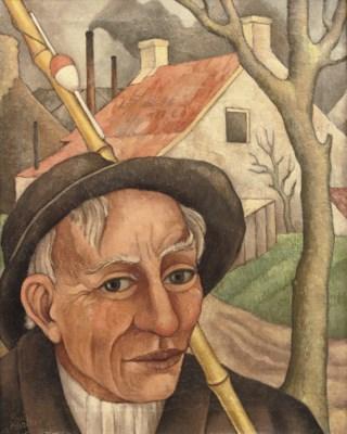 Louis Schrikkel (DUTCH, 1902-1