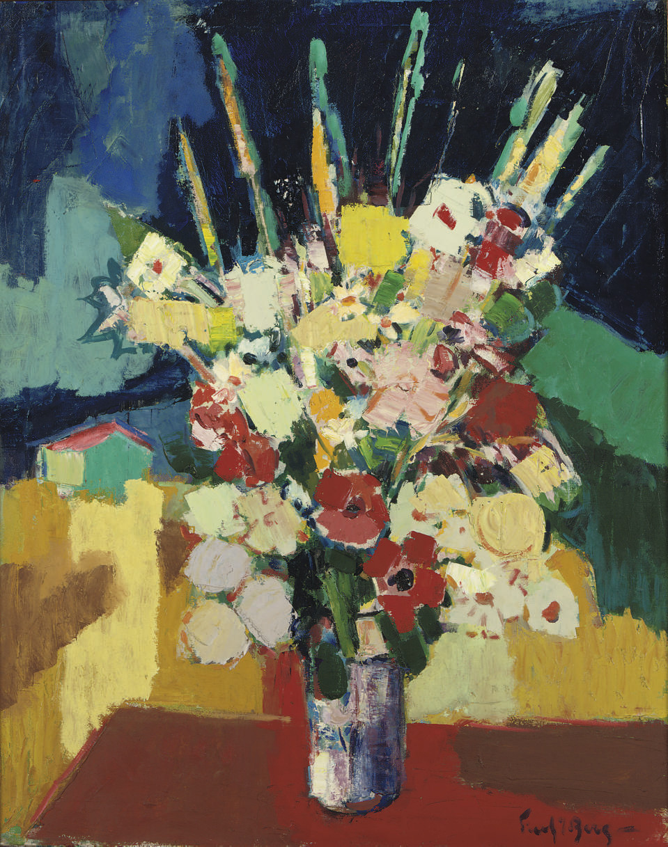 Veldboeket (La Provence) - A summer bouquet