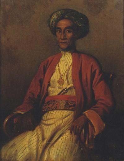 Raden Sarief Bastaman Saleh (I