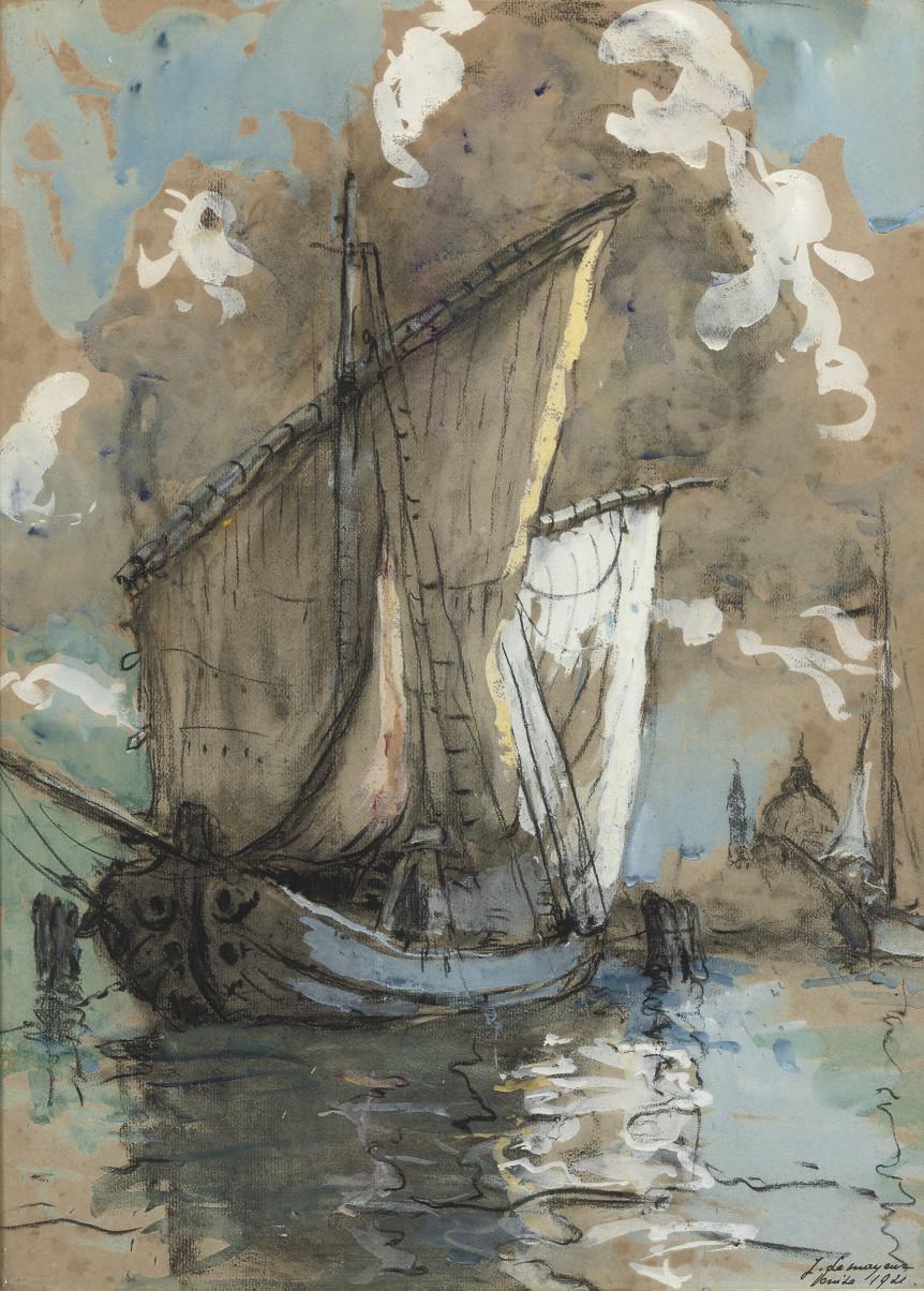 Adrien Jean Le Mayeur de Merpr