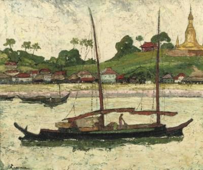 Gerard Laenen (BELGIAN, 1899-1