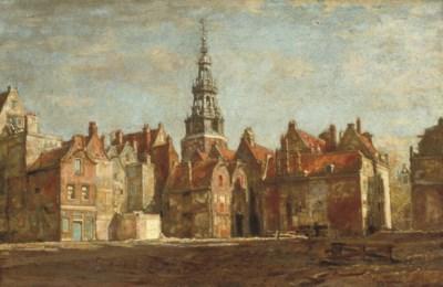 Willem Hofker (DUTCH, 1902-198