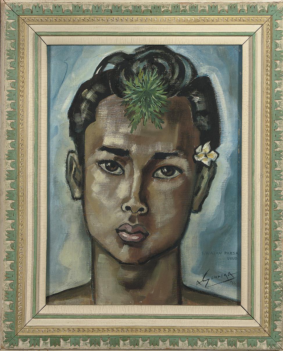 Auke Sonnega (DUTCH, 1910-1963