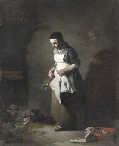 Théodule Augustin Ribot (Frenc
