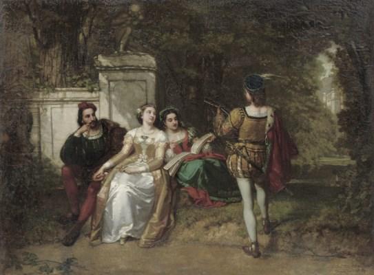 Evert Jan Boks (Dutch, 1838-19
