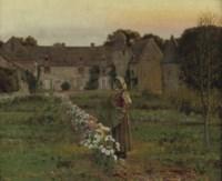 Villegiature: environs de Troyes, Champagne