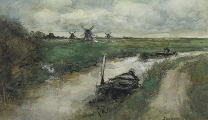 Jan Hendrik Weissenbruch (Dutc