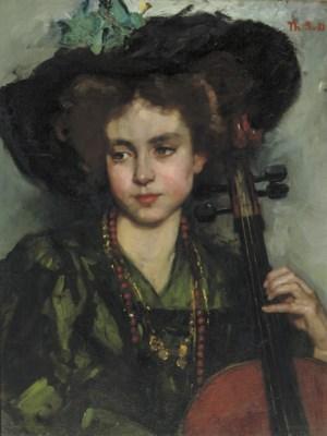 Thérèse Schwartze (Dutch, 1852