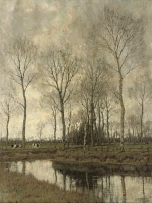 Arnold Marc Gorter (Dutch, 186