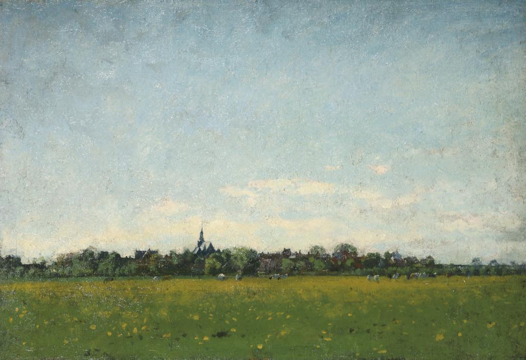 Jan Voerman Sen. (Dutch, 1857-