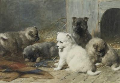 Otto Eerelman (Dutch, 1839-192