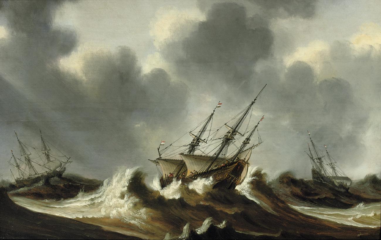 Claes Claesz. Wou (c. 1592-166