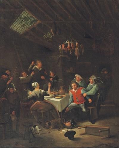 Egbert van Heemskerck II (Haar