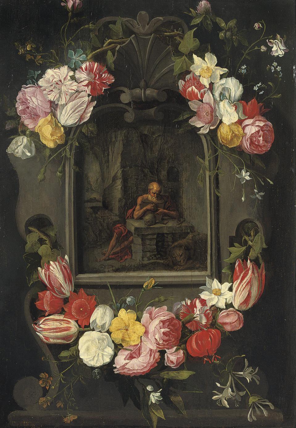 Studio of Jan Brueghel II (Ant