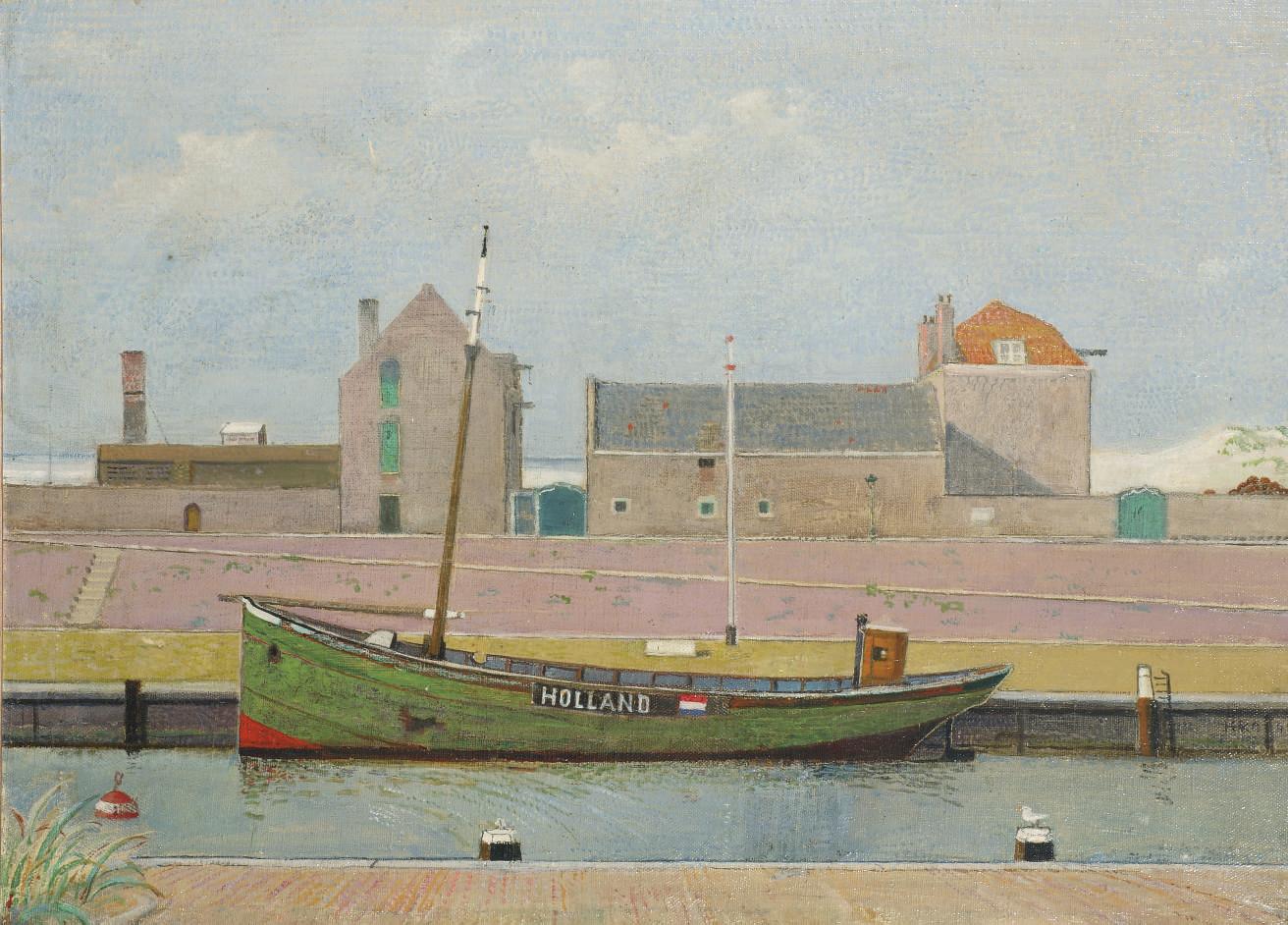 Scheveningse haven - The harbour of Scheveningen