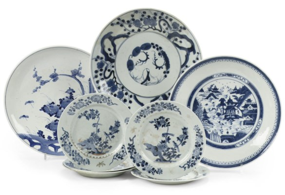 An assorted lot of Chinese and