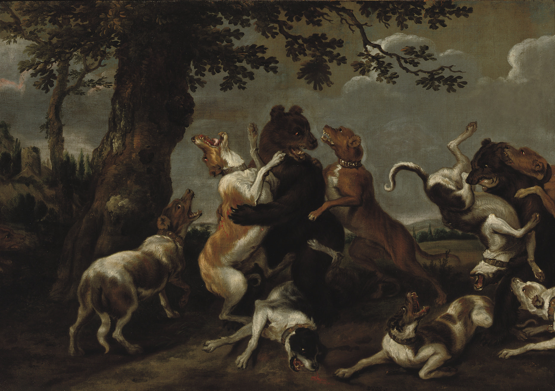 Follower of Frans Snyders