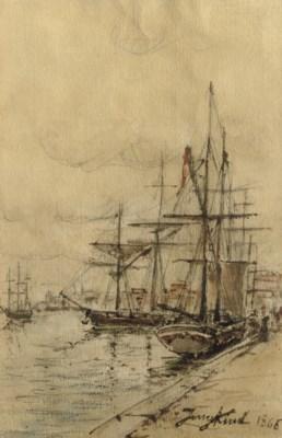 Johan Bartold Jongkind (Dutch,