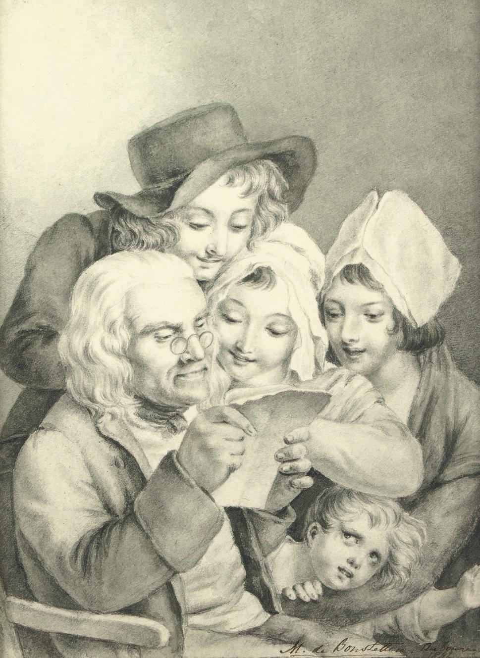 Carl Gustave Salamon von Bonst