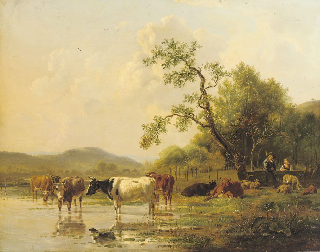 Pieter Gerardus van Os (Dutch,