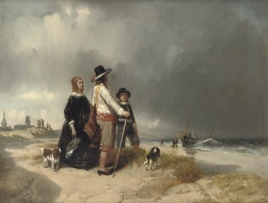 Charles Bouchez (French, b. 18