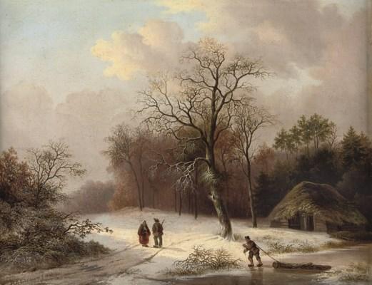 Hendrik Daniël Eckelboom (Dutc