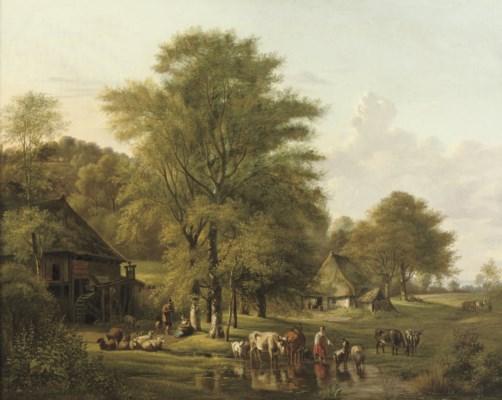 Jan van Ravenswaay (Dutch, 178