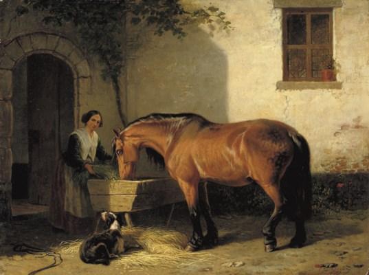 Charles Philogene Tschaggeny (