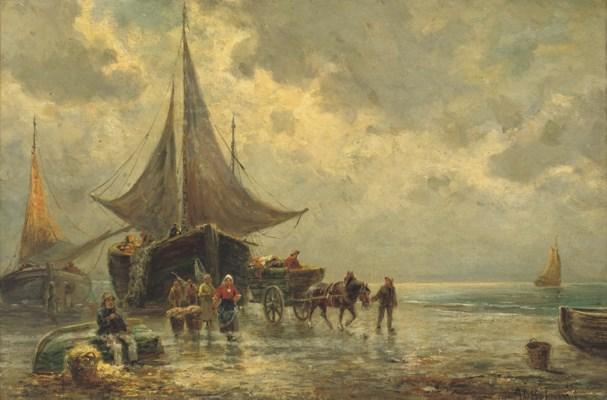 Jan Cornelis Hofman (Dutch, 18