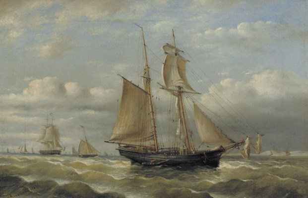 Hendrik van der Worp (Dutch, 1