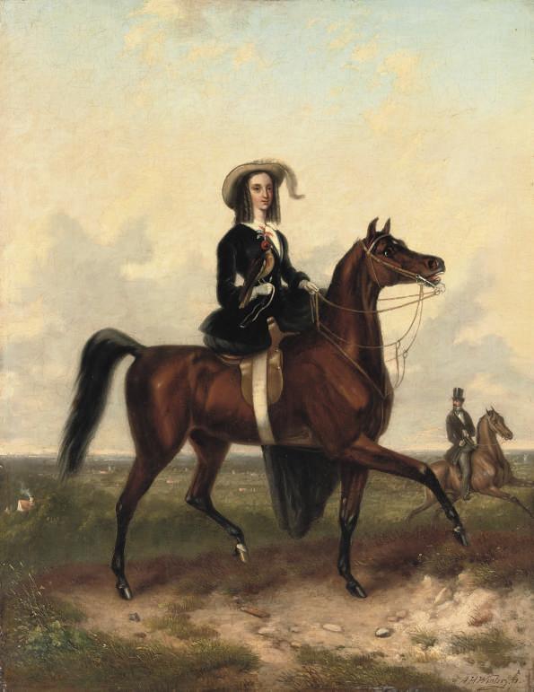 Abraham Hendrik Winter (Dutch,