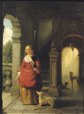Hendricus Johannes Scheeres (D