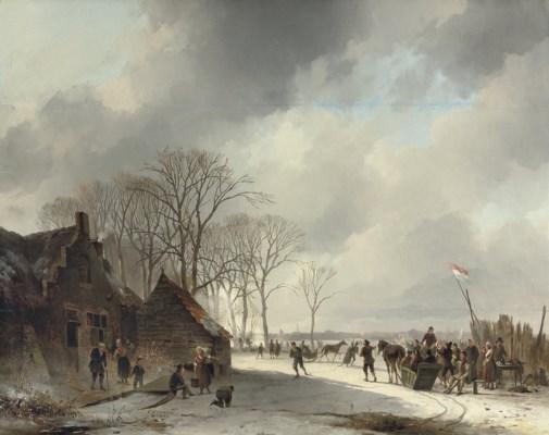 Cornelis Gerrit Verburgh (Dutc