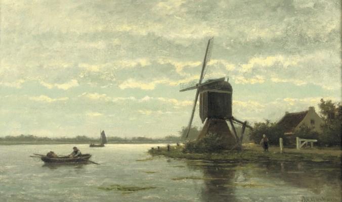 Jan van Gorkum (Dutch, 1827-18