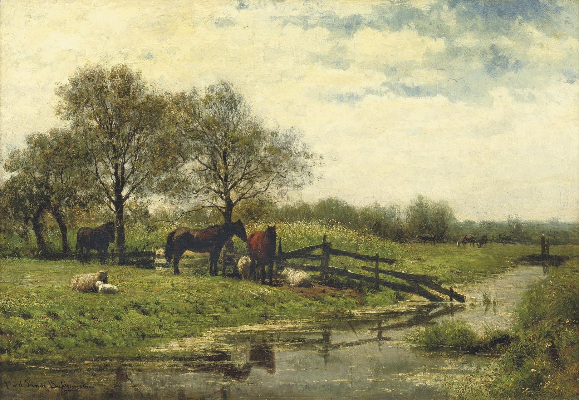 Julius Jacobus van de Sande Ba