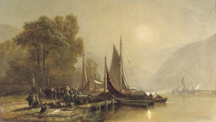 George G. Fryer (British, 19th