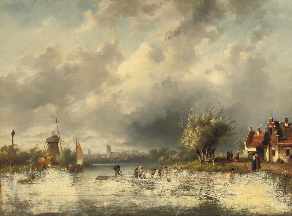 Attributed to Charles Leickert