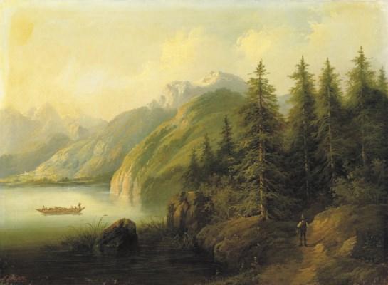 Edouard Boehm (Austrian, 1830-