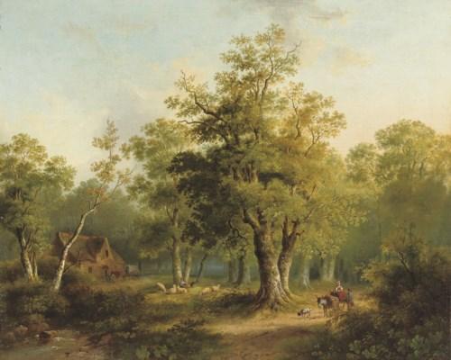Jacobus Sorensen (Dutch, 1812-