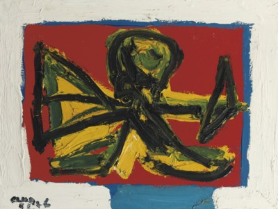Karel Appel (DUTCH, 1921-2006)