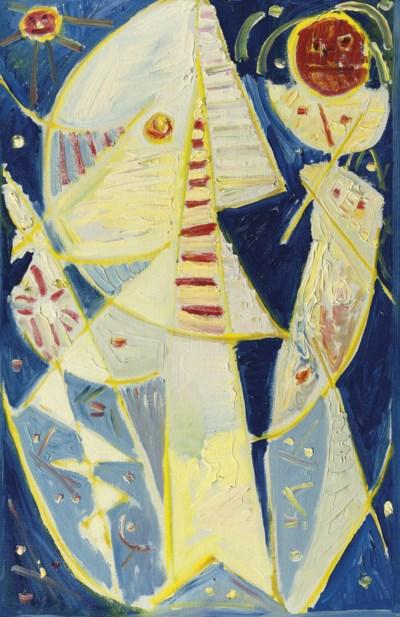 Egill Jacobsen (DANISH, 1910-1