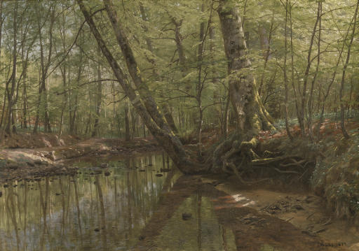 Peder Monsted (Danish, 1859-19