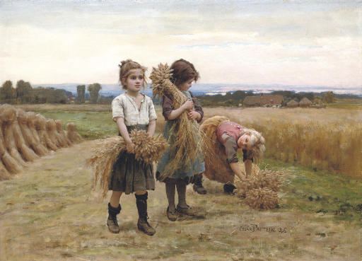 The young harvesters