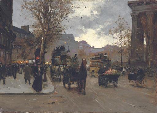 Édouard-Léon Cortès (French, 1