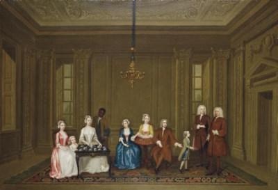 Charles Philips (1708-1748)