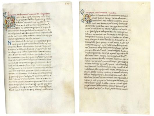 ST AUGUSTINE (354-430), De doc