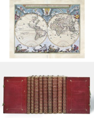 BLAEU, Willem (1571-1638) and